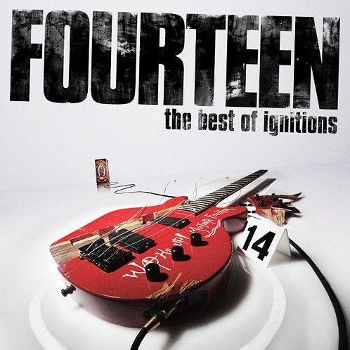 Fourteen - The Best Of Ignitions [CD+DVD Jacket A]