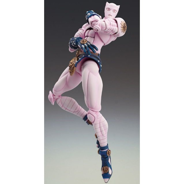 Super Figure JoJo's Bizarre Adventure Part 4 No.25 Non Scale Pre-Painted PVC Figure: Killer Queen Second
