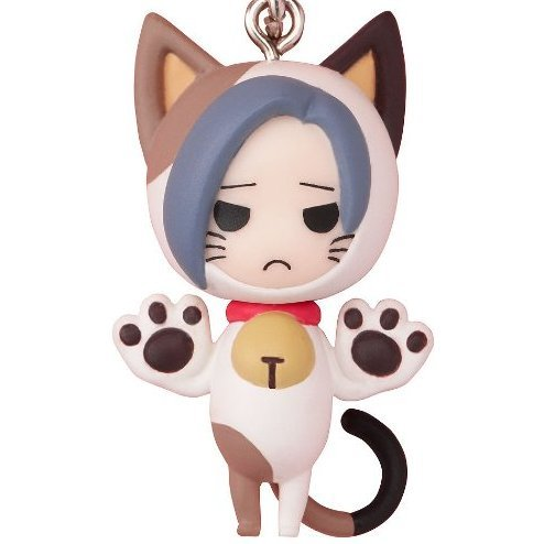 Good Smile Loveplus Character Charm Collection Phone Strap: Cat Rinko