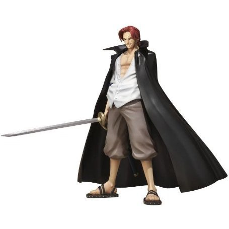 One Piece Figuarts Zero Pre-Painted PVC Figure: Shanks
