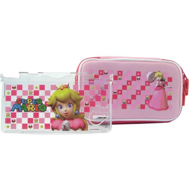 Princess Peach DSi Protection Kit