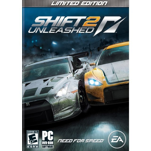 Shift 2 Unleashed: Need for Speed (Limited Edition) (DVD-ROM)