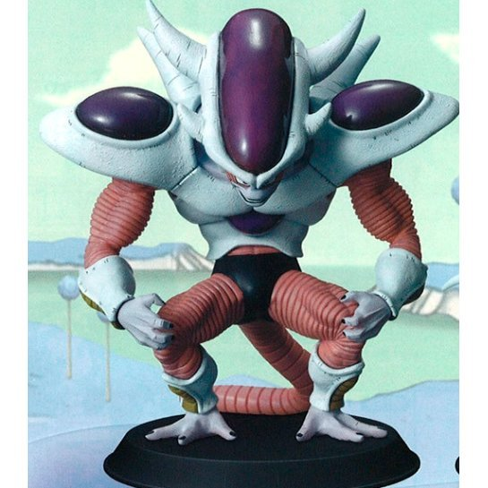 Dragon Ball Kai Non Scale Pre-Painted DX Figure Vol. 7: Freeza 3rd Form