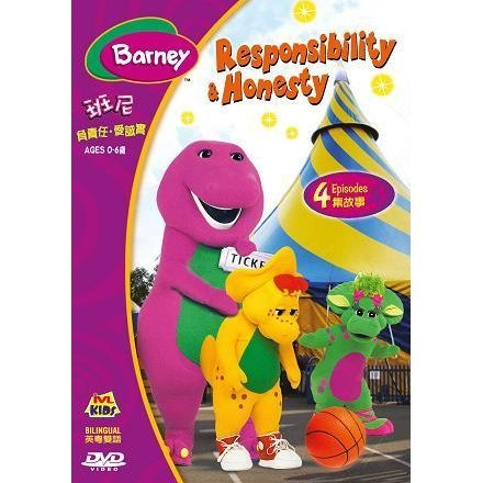 Barney: Responsibility And Honesty