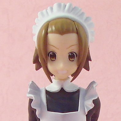 K-On! Maid Ver. 2 Pre-Painted PVC Figure: Tainaka Ritsu