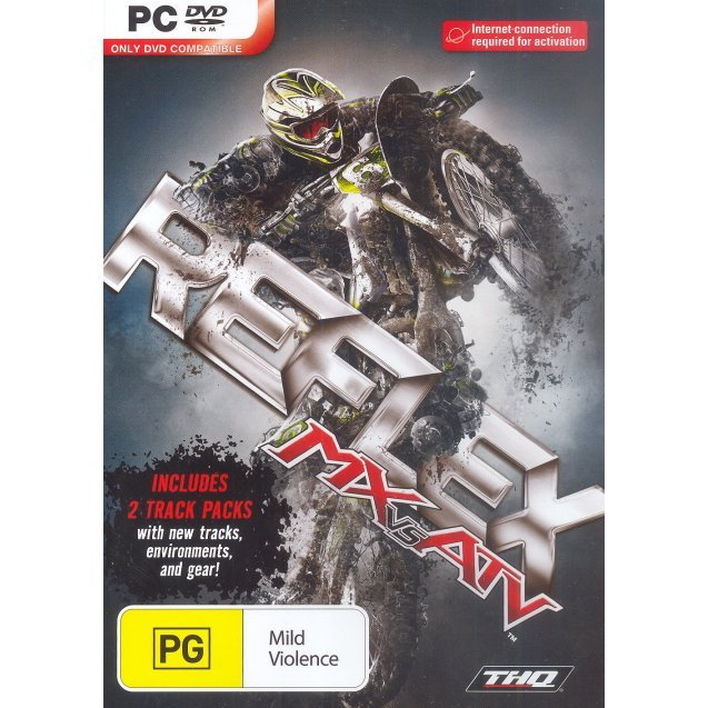 MX vs ATV: Reflex (DVD-ROM)