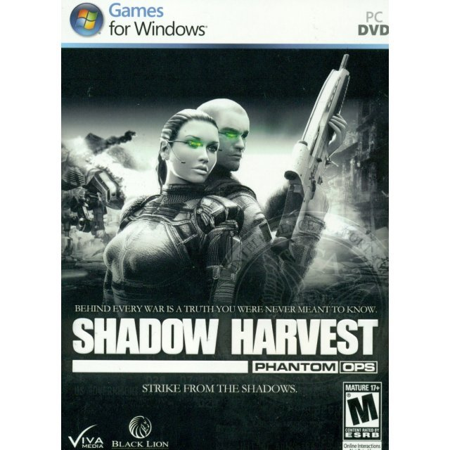 Shadow Harvest: Phantom Ops (DVD-ROM)