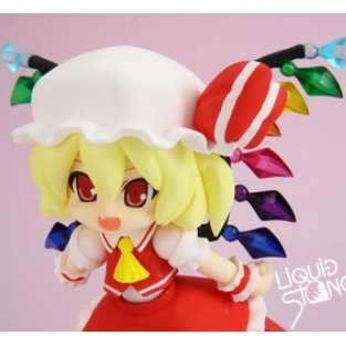 Touhou Project Non Scale Pre-Painted PVC Figure: Mameshiki Flandre Scarlet