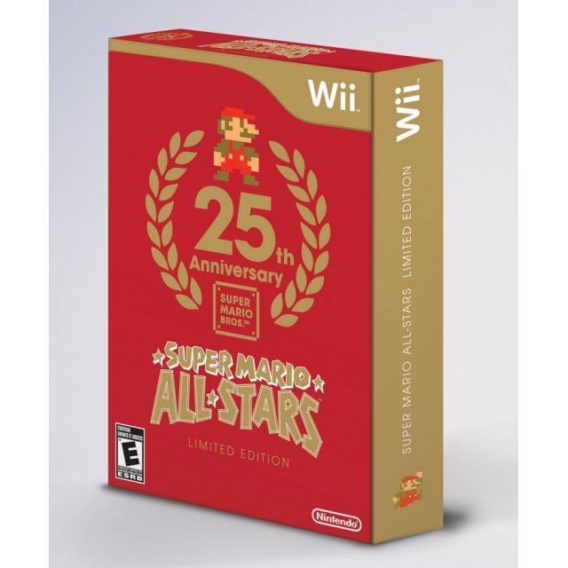 Super Mario All-Stars (Super Mario Bros. 25th Anniversary Limited Edition)