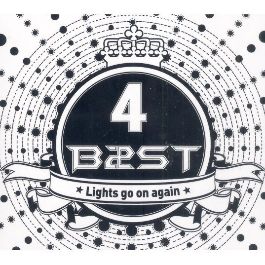 Beast Mini Album Vol. 4:  Lights Go On Again