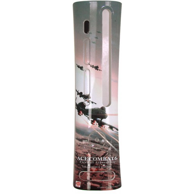 Xbox 360 Faceplate (Ace Combat 6: Fires of Liberation Version 2)