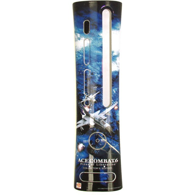 Xbox 360 Faceplate (Ace Combat 6: Fires of Liberation Version 3)