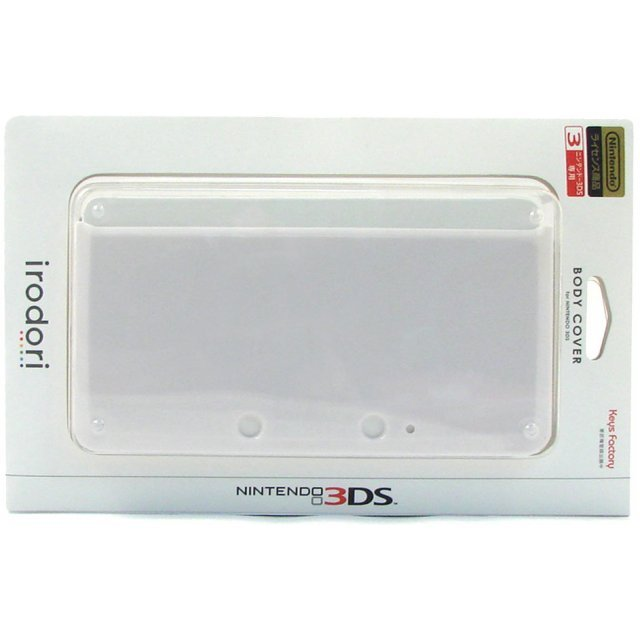 Body Cover 3DS (clear)