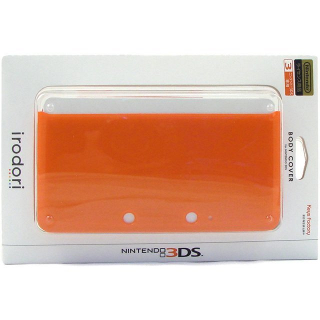 Body Cover 3DS (orange)
