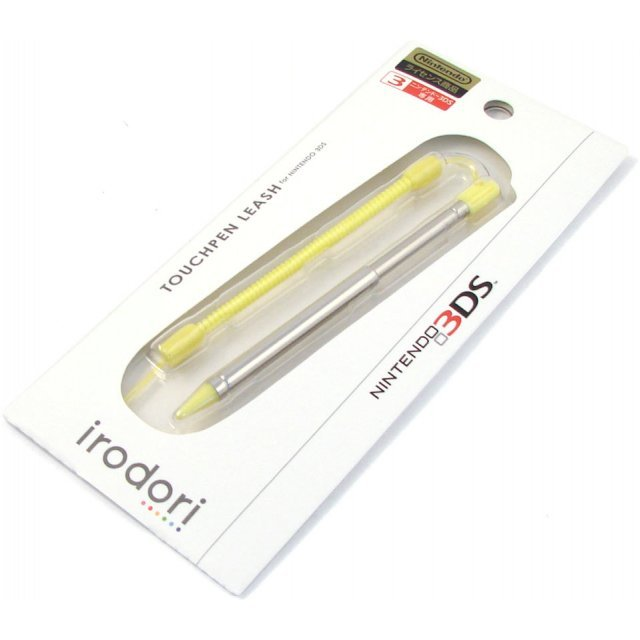 Touch Pen Leash 3DS (yellow)