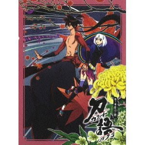 Katanagatari Vol.11 Dokuto Mekki [DVD+CD Limited Edition]