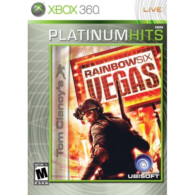 Tom Clancy's Rainbow Six: Vegas (Platinum Hits)