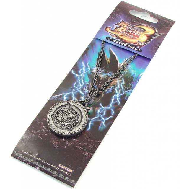 Monster Hunter Portable 3rd : Jinohga Creast Necklace