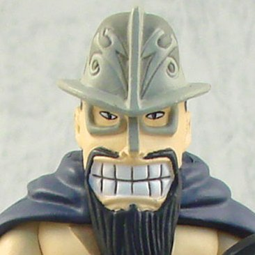 One Piece World Collectable Pre-Painted PVC Figure vol.9: TV071 - Dorry
