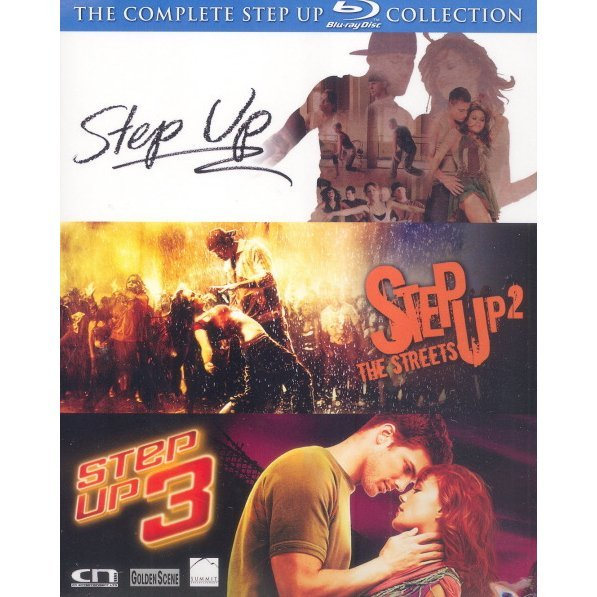 Step Up 1-3 Boxset