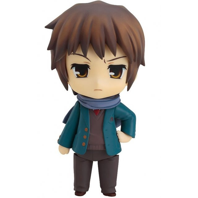 Nendoroid No. 153 The Disappearance of Haruhi Suzumiya: Kyon Disappearance Ver.