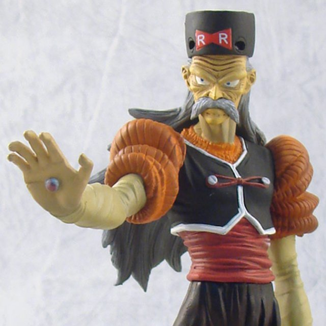 Dragon Ball Kai Creatures Vol. 5 Pre-Painted PVC Figure: Android No. 20