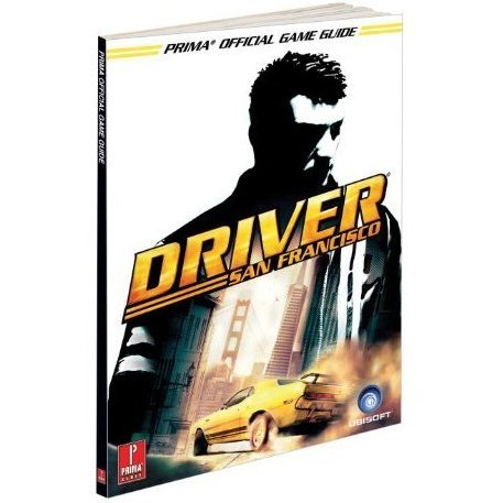 Driver San Francisco: Prima Official Game Guide