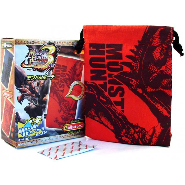 Monster Hunter Portable 3rd Pouch Candy Toy