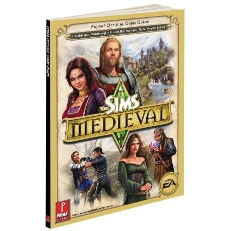 Sims Medieval: Prima Official Game Guide