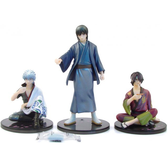 Gintama the Movie Styling Pre-Painted Candy Toy Figure (Limited Ver.)