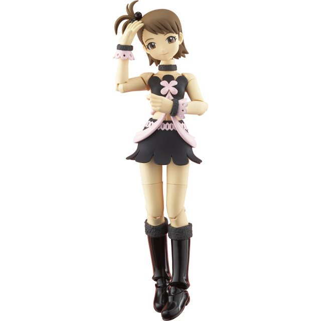 Fraulein Revoltech Series No. 007 - Idol Master 1/10 Scale Pre-Painted PVC Figure: Futami Ami