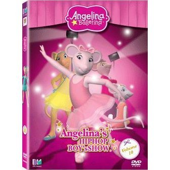 Angelina Ballerina: Volume 10 [Episodes 76-79]