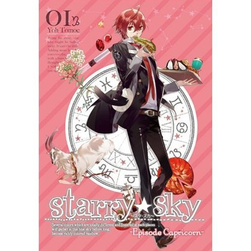Starry Sky Vol.1 - Episode Capricorn Special Edition
