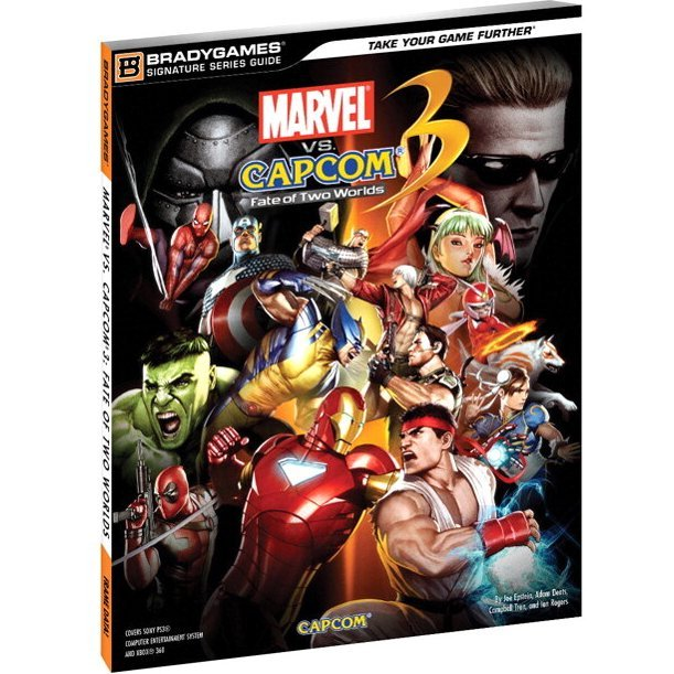 Marvel vs. Capcom 3 Signature Series