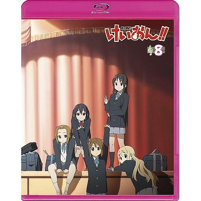 K-ON! 8 [Limited Edition]