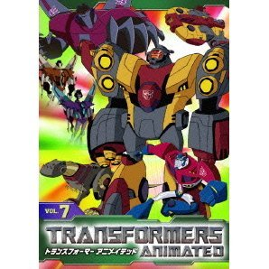 Transformers Animated Vol.7