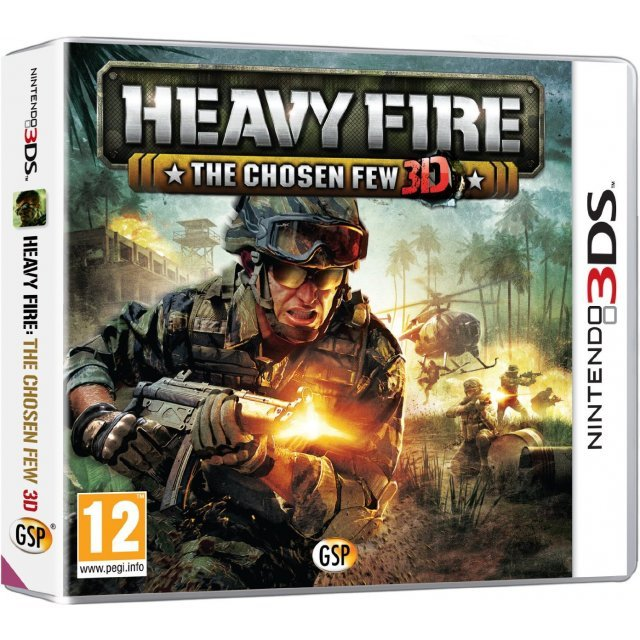 Heavy Fire: Afghanistan - The Chosen Few 3D