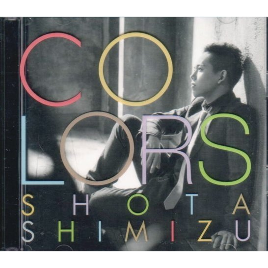 Colors [CD+DVD Limited Edition]
