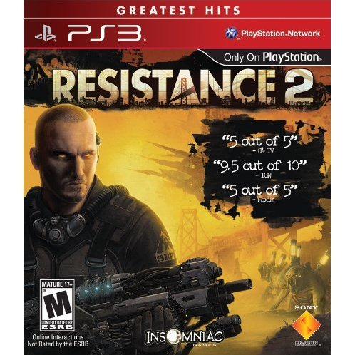 Resistance 2 (Greatest Hits)
