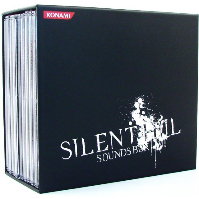 Silent Hill Sounds Box [Konamistyle Limited Edition]