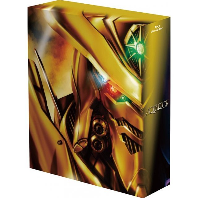 Aquarion Kanzen Gattai Blu-ray Box
