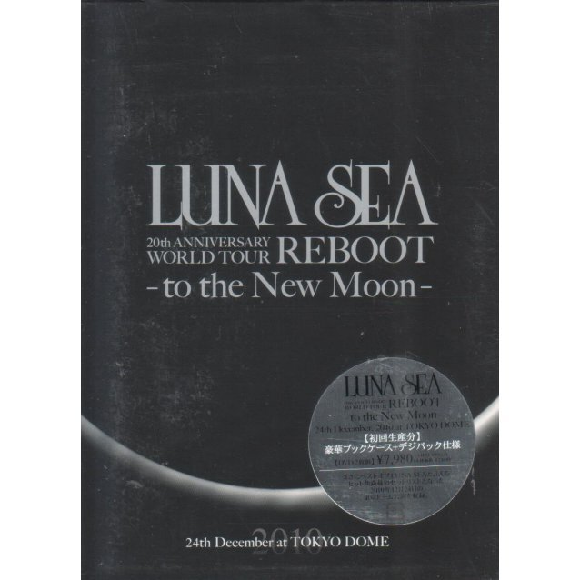 Luna Sea 20th Anniversary World Tour Reboot To The New Moon 24th December 2010 At Tokyo Dome