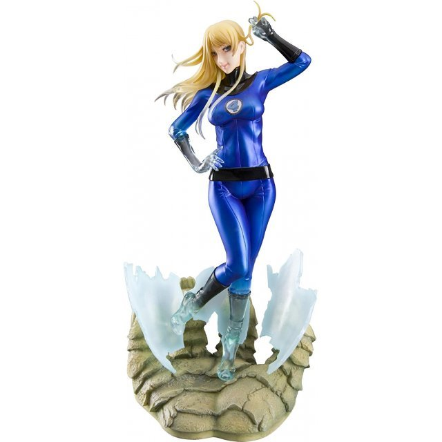 Marvel Bishoujo Collection 1/7 Scale Pre-Painted PVC Figure: Invisible Woman