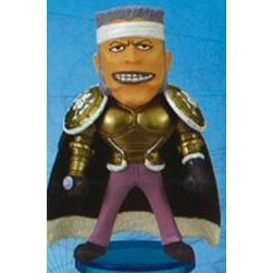 One Piece World Collectable Pre-Painted PVC Figure vol.10: TV078 - Don Krieg