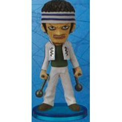 One Piece World Collectable Pre-Painted PVC Figure vol.10: TV079 - Gin