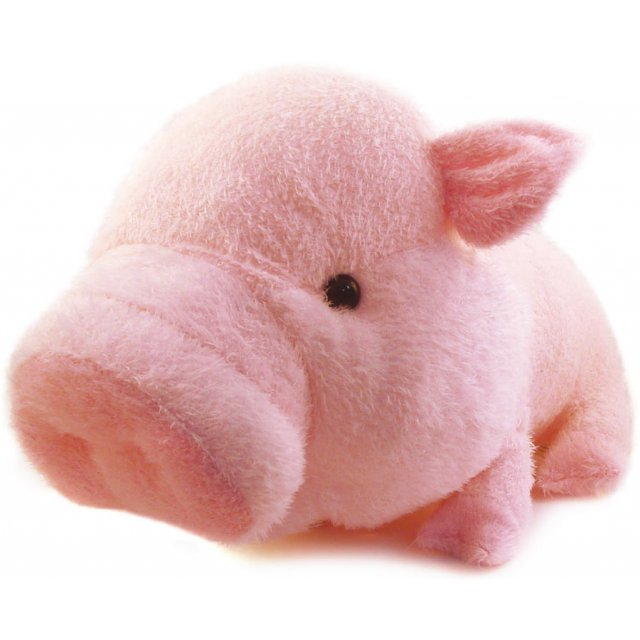Artlist Collection Plush Doll: The Big Pig