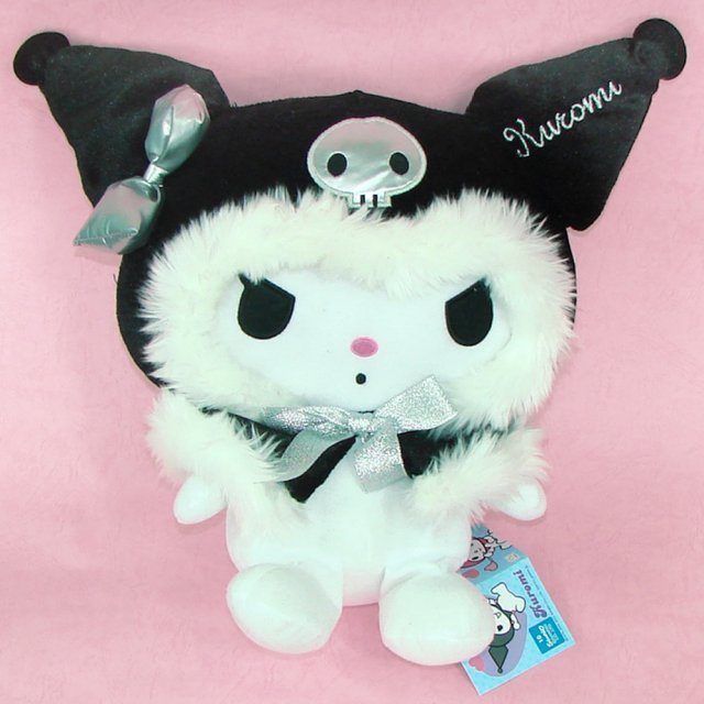 My Melody Plush Doll:  Kuromi