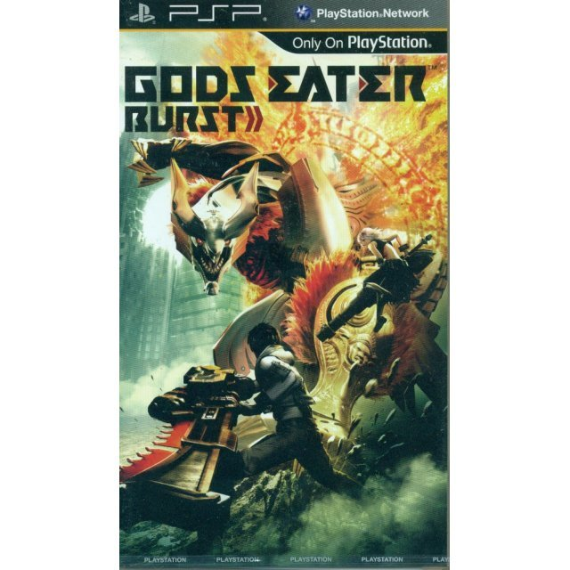 God Eater Burst (English language Version)