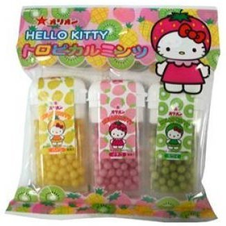 Orion Hello Kitty Tropical Mints Candy