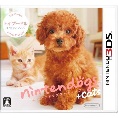 Nintendogs + Cats: Toy Poodle & New Friends